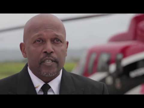 The S-76D™ Helicopter Flying in Trinidad & Tobago