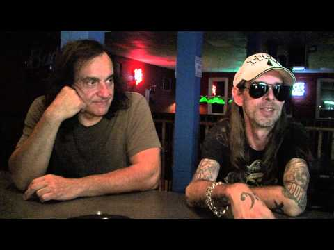 HardRockHaven.net interview with Vinny Appice and Rex Brown from Kill Devil Hill Sept. 7, 2012
