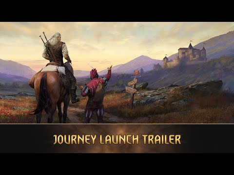 GWENT: The Witcher Card Game | Journey Launch Trailer