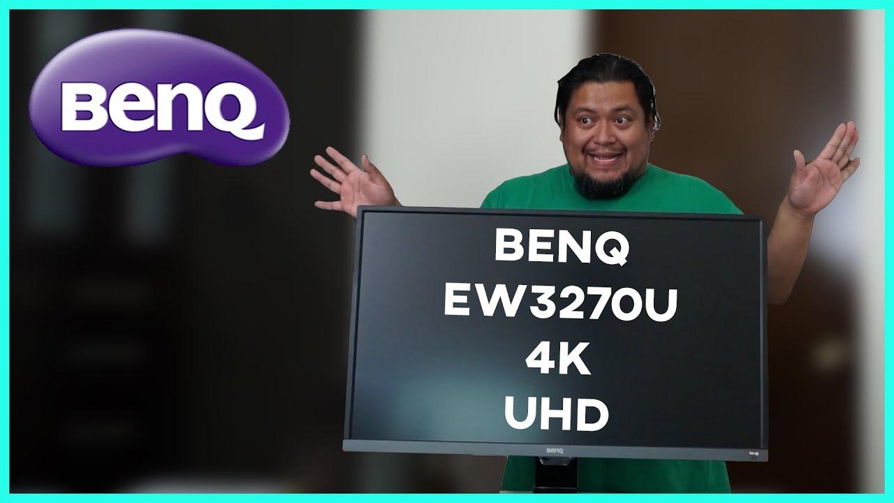 Monitor Benq EW3270U 4K UHD