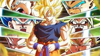 FIRST EVER Super Saiyan Category Team & It's AMAZING! Dragon Ball Z Dokkan Battle thumbnail