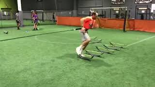 Lacrosse Speed and Agility