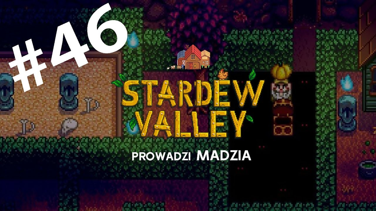 Stardew Valley #46 – Spirit's Eve Festival
