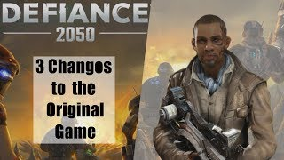 3 Main Changes From The Original DEFIANCE - Defiance 2050 (Closed Beta)