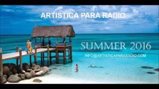 Artistica para Radio | Verano 2016 | Lo Mejor para tu Radio | Copetes, Siglas, Comerciales