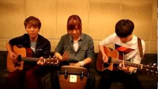 [Practice Video] LUNAFLY - You got that something I need
