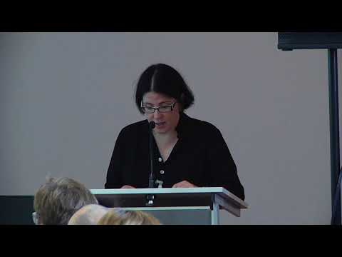 """ART/NATURE Conference Berlin: Keynote Lecture """"The Natural History Complex"""", Petra Lange-Berndt"""