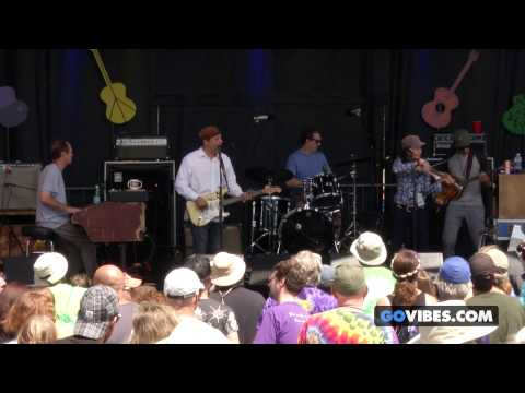 """Donna The Buffalo performs """"Funkyside"""" at Gathering of the Vibes Music Festival 2014"""