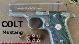 Colt Mustang Pocketlite 380 ACP Pistol