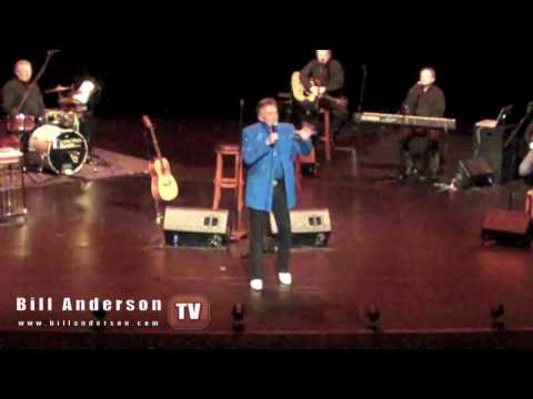 Bill Anderson In Prince Albert, Saskatchewan on March 23 2010 at the E.A. Rawlinson Center‎.