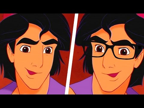 Proof Disney Guys Are Hotter With Glasses