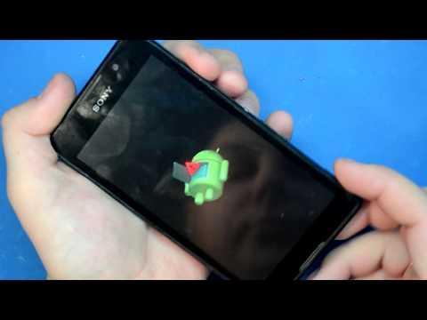 Sony Xperia C C2305 Hard Reset
