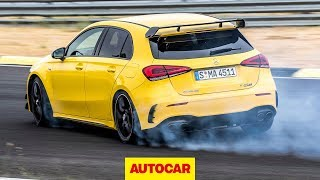 2020 Mercedes-AMG A45 S review | Better than an Audi RS3? | Autocar