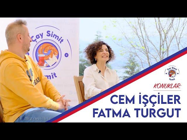 Çay Simit İzmit Bölüm 1 - Konuklar: Cem İşçiler, Fatma Turgut