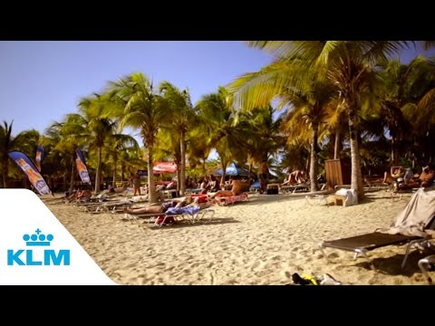 KLM Destination - Curaçao Beaches