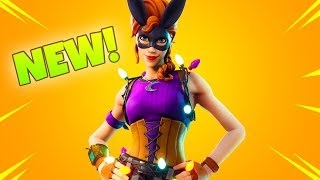 NEW! BUNNYMOON SKIN LEAKED! Fortnite Battle Royale