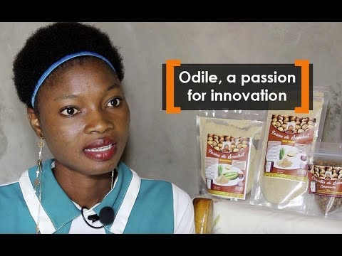Benin: Odile, a passion for innovation