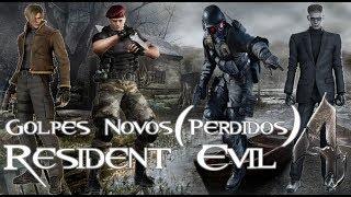 Resident Evil 4 -Mods Perdidos- Golpes Novos (Mercenaries)