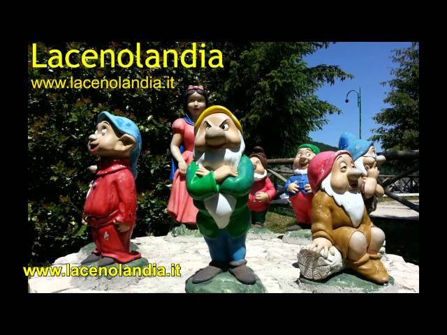 Parco giochi a Laceno: LACENOLANDIA