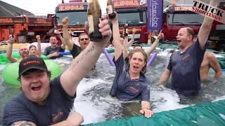 Grill Pool Challenge 2018 -  Knoll Internationale Schwertransporte