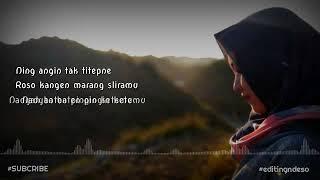 """Download lagu Lirik """" Lintang Ati """" cover Safira"""