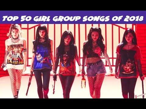 Top 50 Kpop Girl Group Songs of 2018 (So Far!)