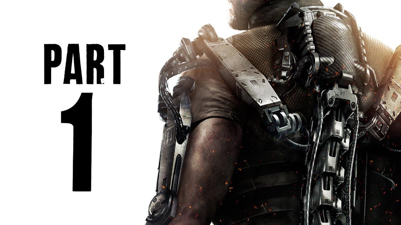 Call of Duty: Advanced Warfare Gameplay Walkthrough Part 1 ...