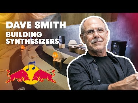 Dave Smith On The Instruments That Shaped Electronic Music | Red Bull Music Academy