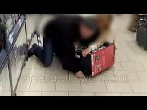 b391b27fe411a Walka o robota kuchennego w Lidlu - YouTube