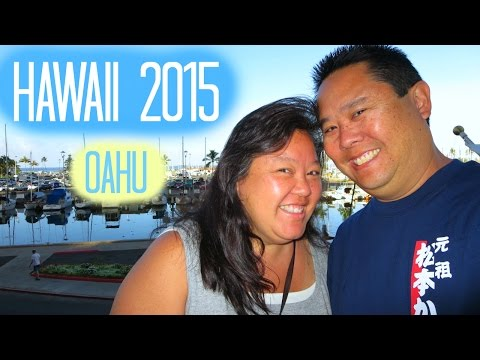 Oahu, Hawaii - 21 places in 16 mins??  Craziness!!