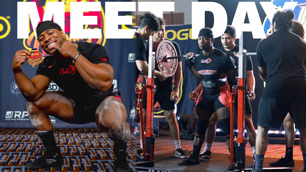 Download Russel Orhii - Raw Nationals 2021 | 843kg/1857lb Total & 83kg Champion | The Return Finale
