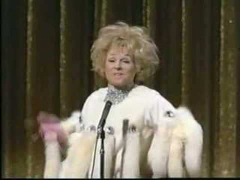JIM BAILEY as Phyllis Diller on Heres Lucy 1973