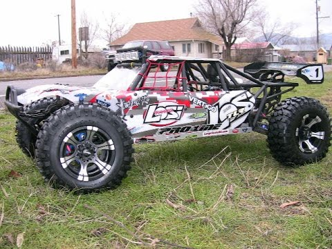 1 5 traxxas revo desert buggy testing youtube. Black Bedroom Furniture Sets. Home Design Ideas