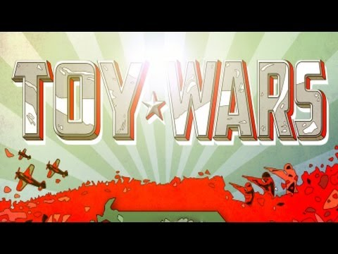 Toy Wars Story of Heroes - iPhone Gameplay Video