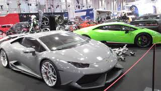 2018-10-17 Am fost la Salonul Auto Bucuresti
