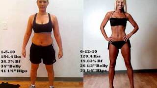 The Top 10 Best Body Transformations of 2010- Hitch Fit