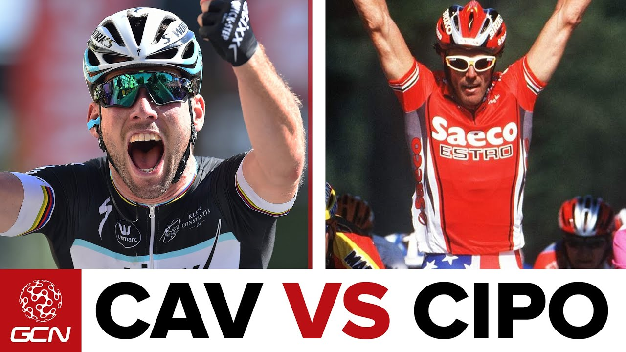 Mark Cavendish Vs Mario Cipollini – Who Is The Best ...