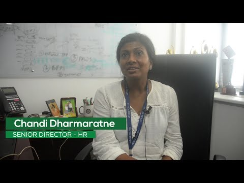 Chat with Chandi Dharmaratne (Senior Director - HR, Virtusa)
