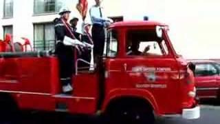 vidéo du congrés des pompiers S.D.I.S 62 à Béthune.