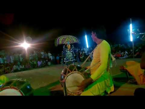 Krishna dance of tarapada rajak