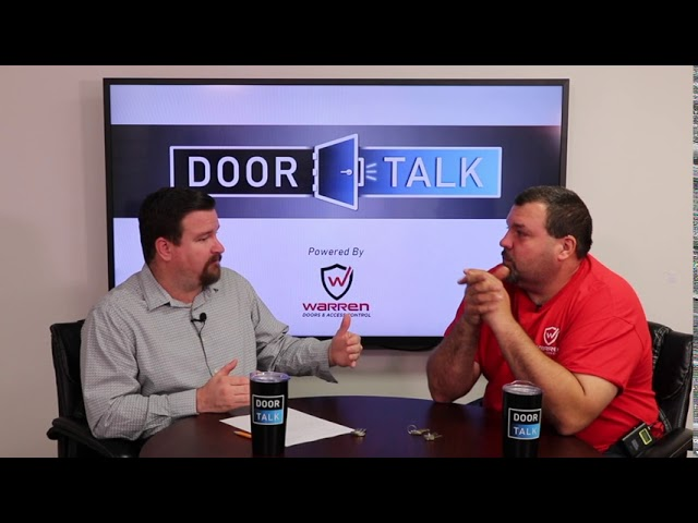 DOOR TALK Episode 2: Basics of Master Keying, Key Systems, and Maintaining Door Hardware