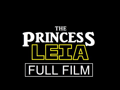 The Princess Leia (Complete Stop Motion Short Film)