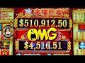 OMG/INSANE JACKPOT NUMBERS on 88 Fortunes