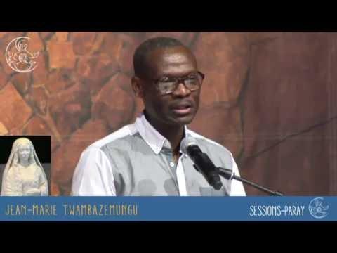 Replay Paray Enseignement de  Jean-Marie TWAMBAZEMUNGU Du 15 aût 2016
