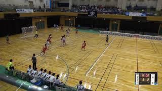 2019年IH ハンドボール 男子 1回戦 石川(福島) VS 境(鳥取)