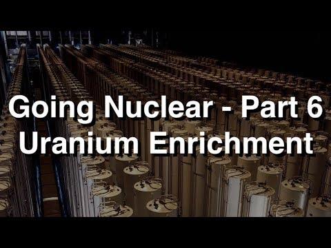 Going Nuclear - Part 6 - Uranium Enrichment