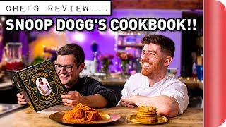 Chefs Review SNOOP DOGG