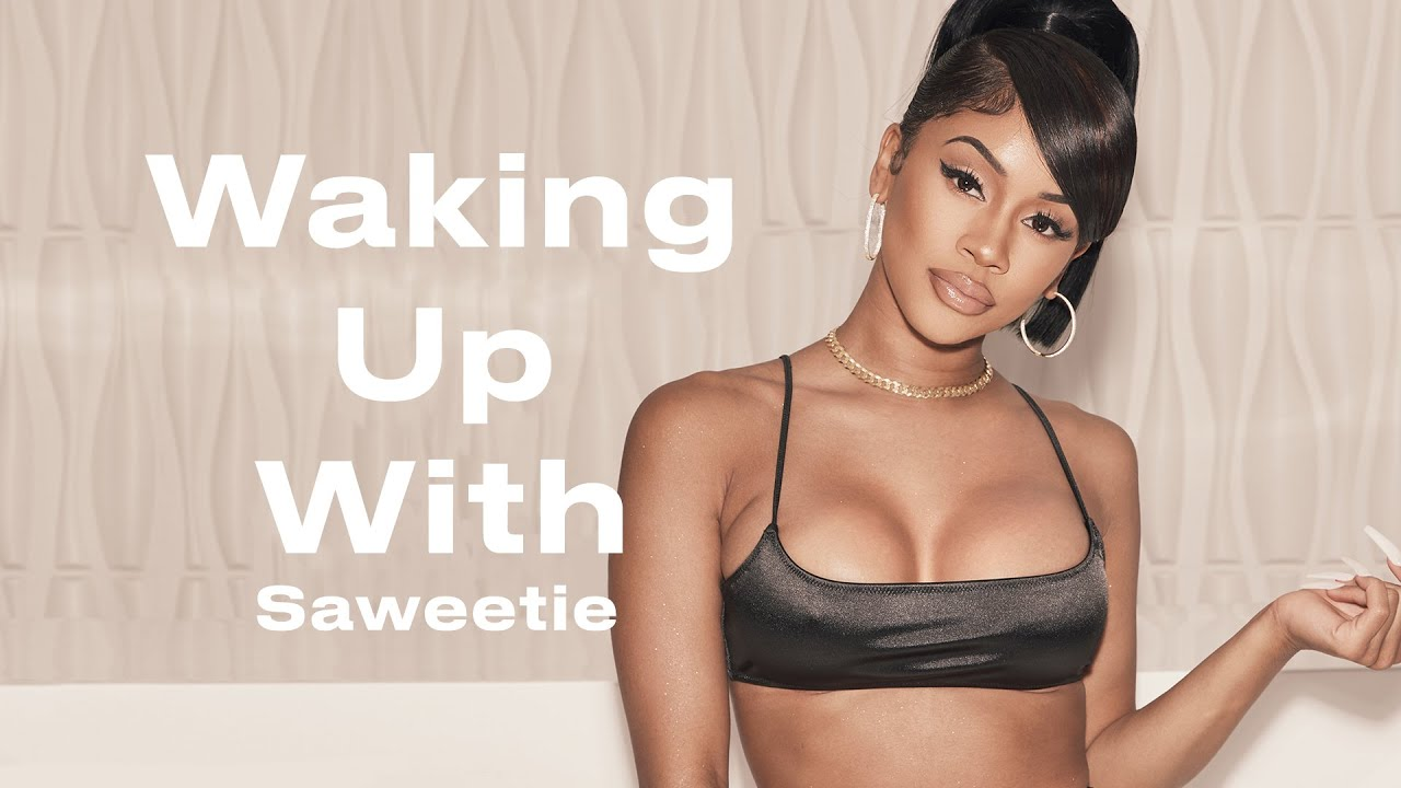 Saweetie Taps In to Her Mornings With Gratitude, Lemons, and Affirmations  | Waking Up With