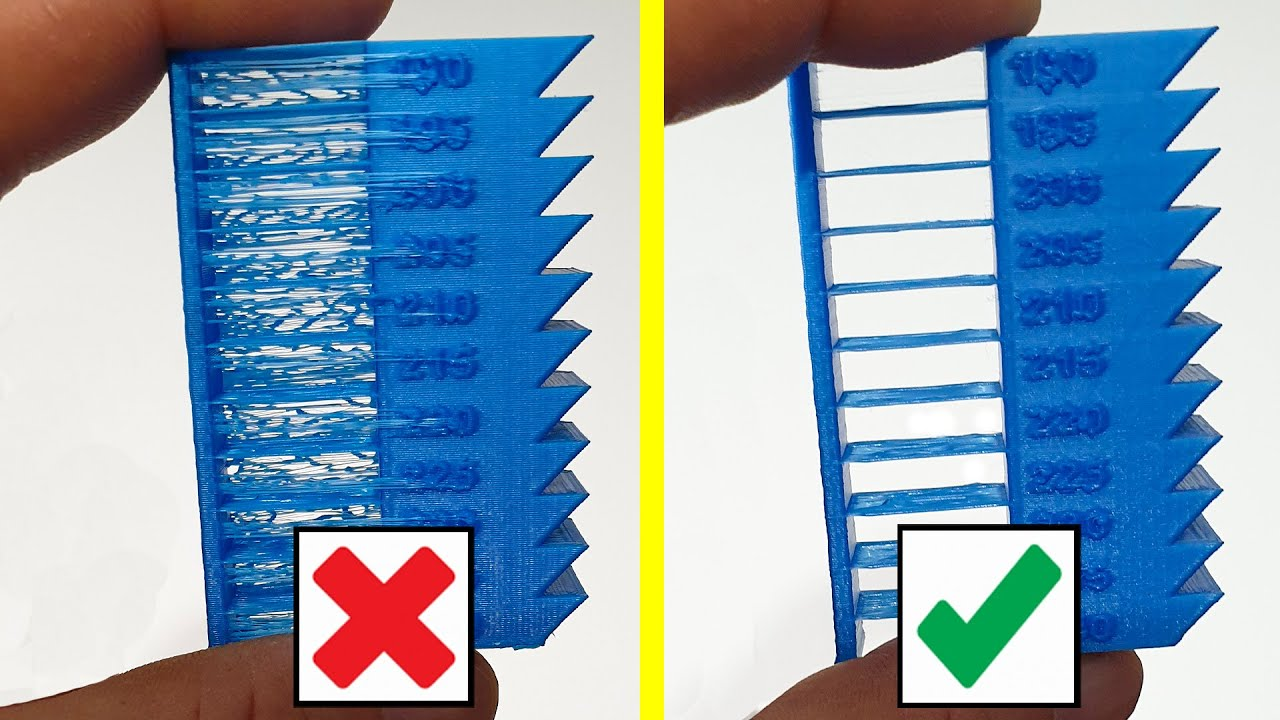 Stop Stringing With These Retraction Settings