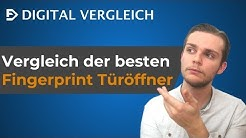 Elektronisches Türschloss: Vergleich der besten Fingerprint Türöffner